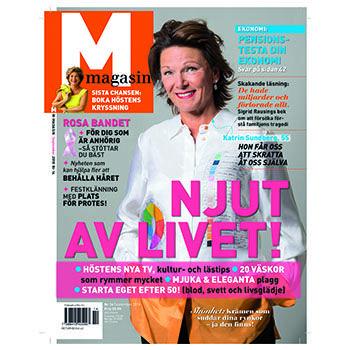 m magasin erbjudande