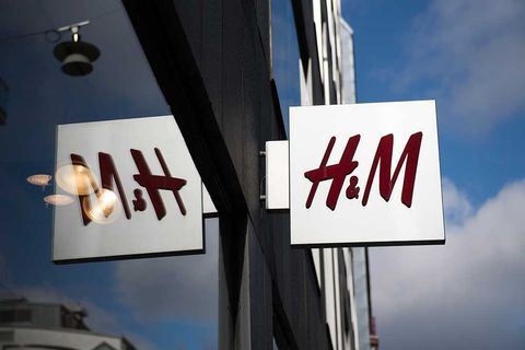 H&M rusar efter rapporten