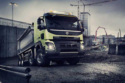 Industrivärden ser potential i Volvo