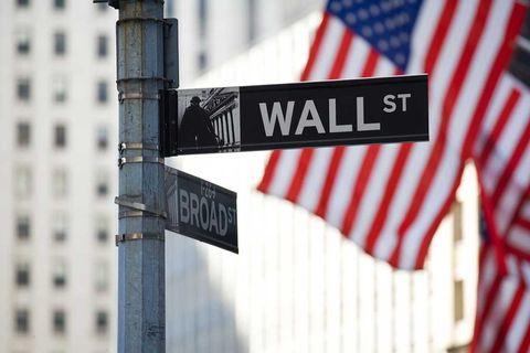 Wall Street: Uppåt för energi – nedåt för techsektorn