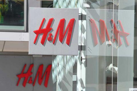 Rapportrusning i H&M