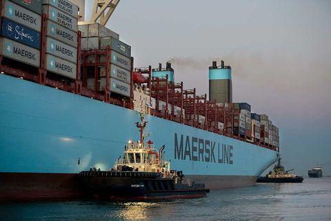 Maersk: Höjda riktkurser efter omvända vinstvarningen