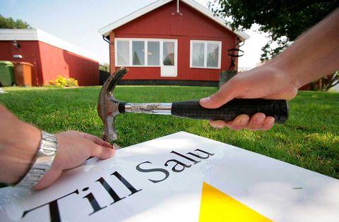Undersökning: Fortsatt hög efterfrågan på stora bostäder