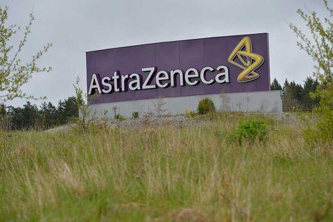 Något bättre än väntat för Astra Zeneca