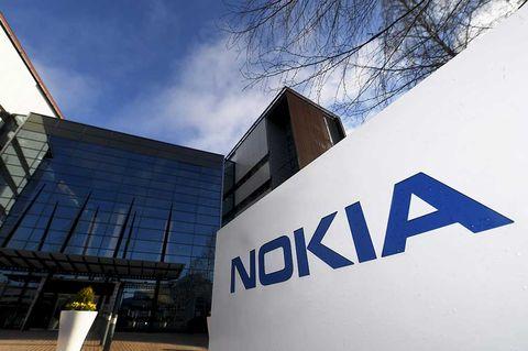 Klart bättre än väntat för Nokia