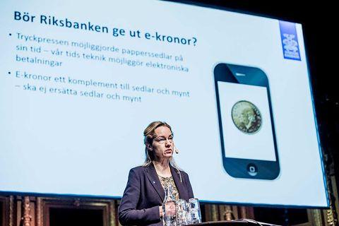 Riksbanken upphandlar leverantör för e-kronan
