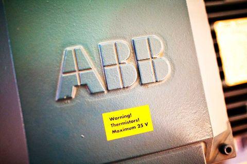 Omvänd vinstvarning från ABB