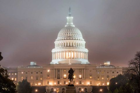 USA: Senaten enad om det stora infrastrukturpaketet