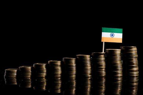 Indien vinnare på handelskriget