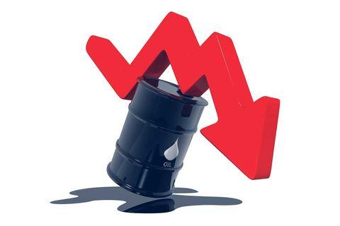 Analytiker: Risk för negativt oljepris