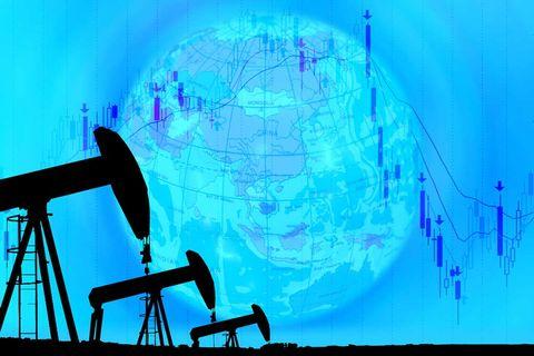 Oljepriset – lägsta nivåerna sedan 2002