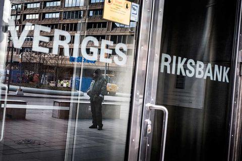 Riksbanken: Konjunkturen mattas av snabbare än väntat