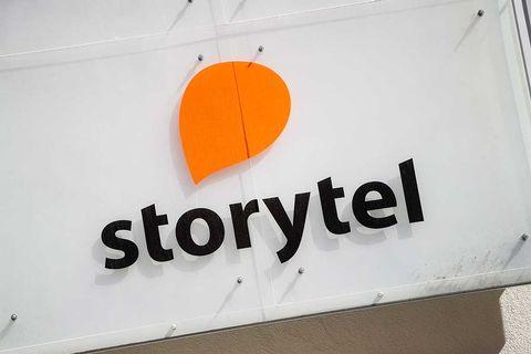 EQT har köpt 10 procent av Storytel