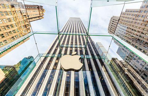 Apple: Aktien föll trots överraskande starkt resultat
