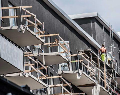 ABG justerar riktkurser i fastighetssektorn