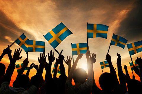 Rusning till Sverigefonder
