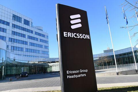 """""""Ej troligt att USA köper andel i Ericsson"""""""