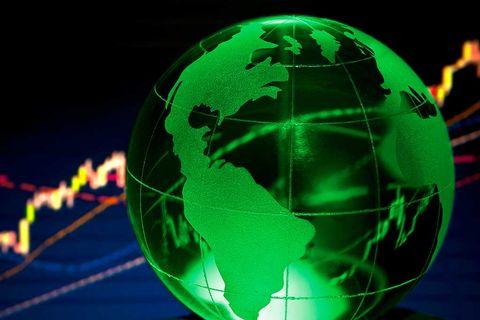 Keplers 15 bästa gröna aktier