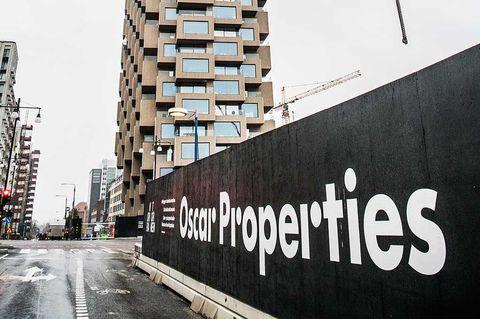 Vinst för Oscar Properties efter Helix-försäljningen