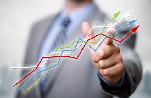 Privatspararna nettoköpte aktier för fjärde månaden i rad