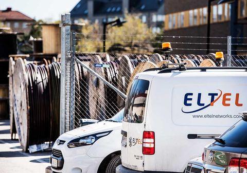 Bättre för sjätte kvartalet i rad för Eltel
