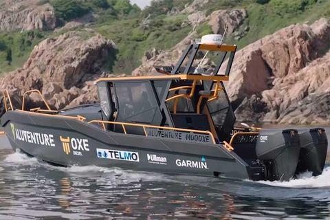 Båtmotorbolaget byter namn