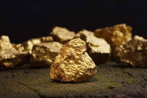 Kopy Goldfields höjde guldproduktionen med 24 procent