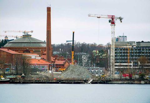 Oscar Properties: Stockholm häver avtalet om Gasklockan