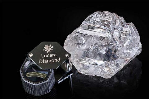 Förlust för Lucara Diamond