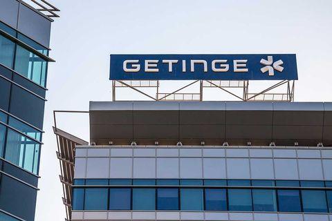 Danske spår stark rapport från Getinge