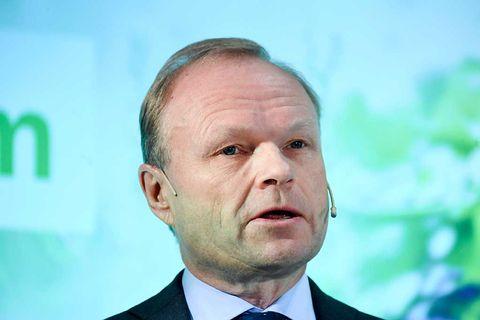 Fortums vd tar över Nokia