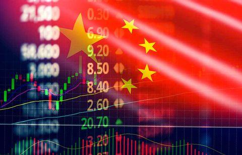 Kinas BNP-tillväxt över 18 procent