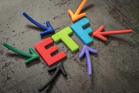 ETF:er på väg mot nytt rekordår