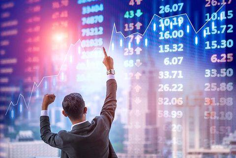 Aktierna som stigit mest i rallyt
