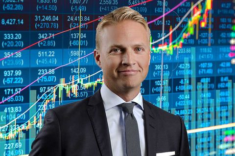 Aktiechefen: Se rekylen som ett tillfälle att investera