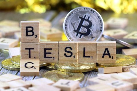 Bitcoin lyfter efter nytt Musk-utspel