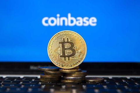 Coinbase största IPO:n sedan Facebook