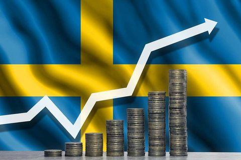 sweden-arrow-coins-flag