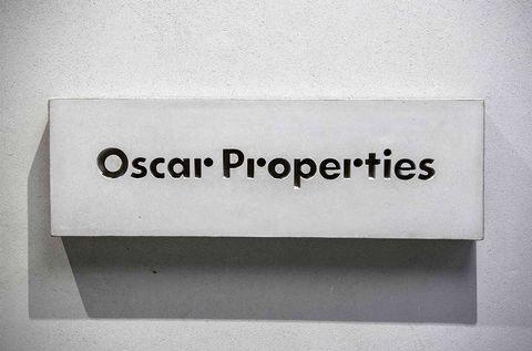 Razzia mot Oscar Properties kontor