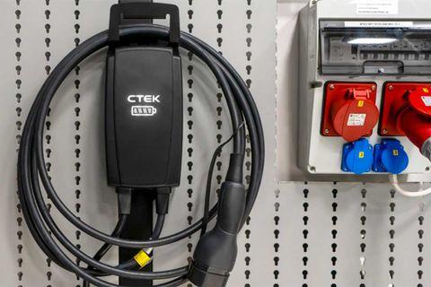 Ctek noteras på Stockholmsbörsen