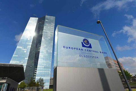 ecb-sign-building-shutter