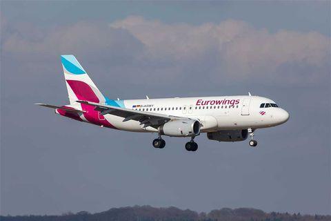 Analytiker: Eurowings bas på Arlanda negativ för SAS