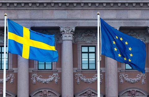 EU: Ingen svensk bobubbla men risk för korrigering