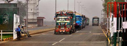 Upptining i Pakistan