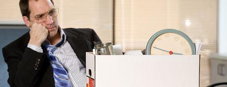 Män drabbas hårdare av arbetslöshetFoto: Jupiterimages