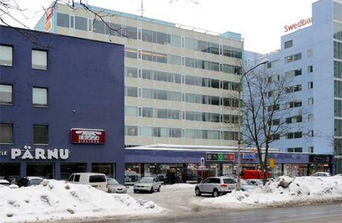 Kontorskomplexet Lincona i Tallinn har bland andra Swedbank som hyresgäster.