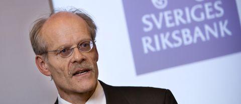 Omvärlden oroar Riksbanken