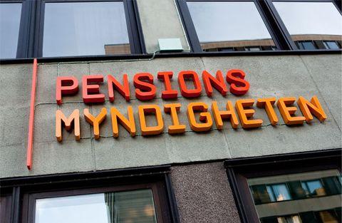 Pensionsmyndigheten köpstoppar Allras fonder