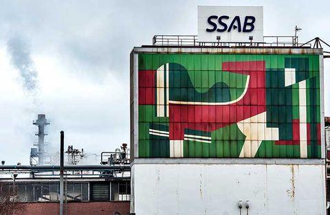 Ovanlig utdelning från SSAB trots sämre resultat än väntat