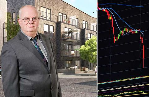 Alfredsson: Läge för bottenfiske i bostadsutvecklare?